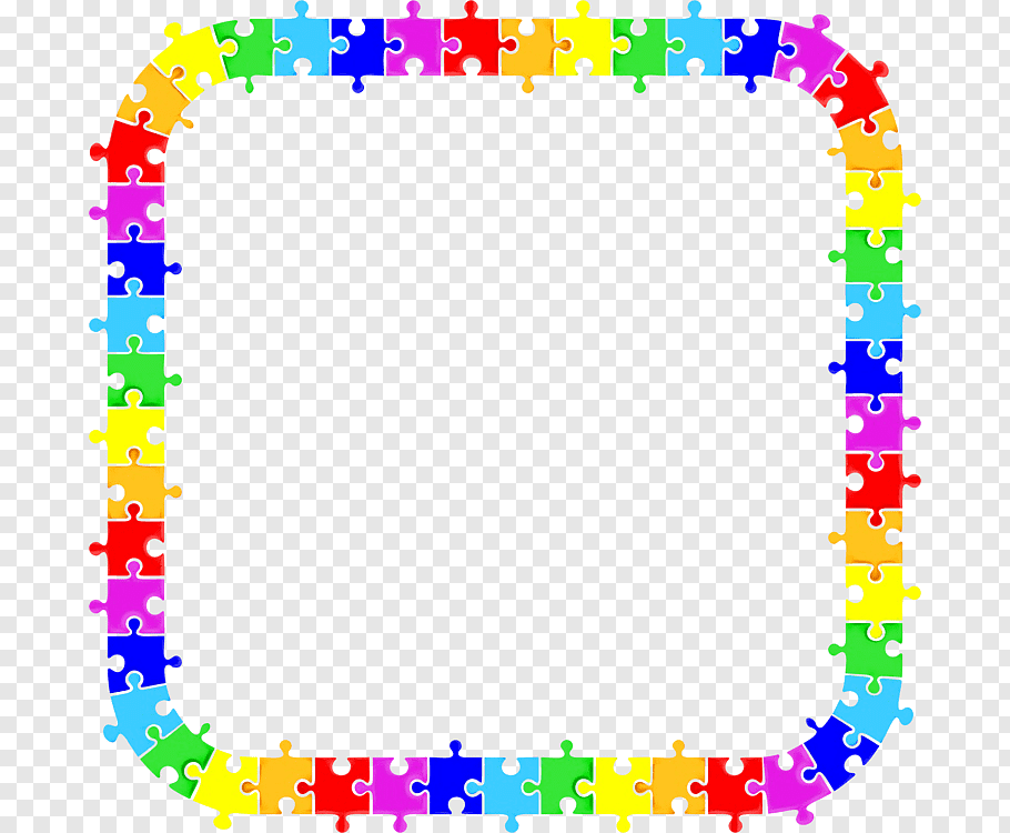 Circle Background Frame, Jigsaw Puzzles, 3dpuzzle, Game.