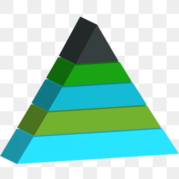 3d Pyramid Png, Vector, PSD, and Clipart With Transparent Background.