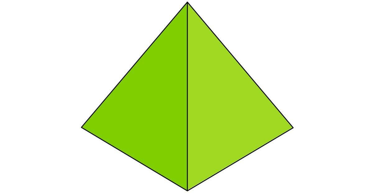 1573 Pyramid free clipart.