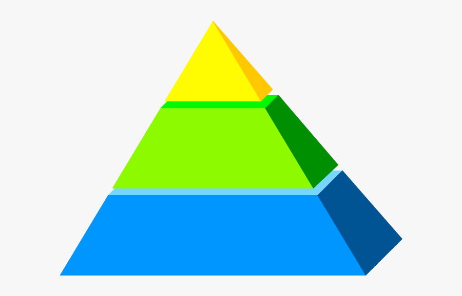 3d Pyramid Png.
