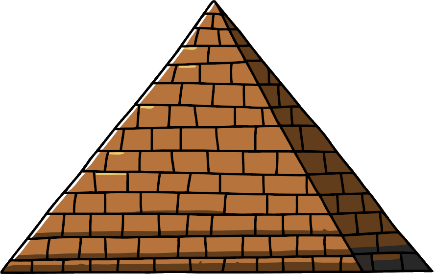 Egypt clipart 3d pyramid, Egypt 3d pyramid Transparent FREE.