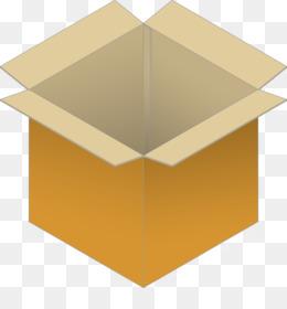 Free download Cardboard box Carton Rectangle Die cutting.