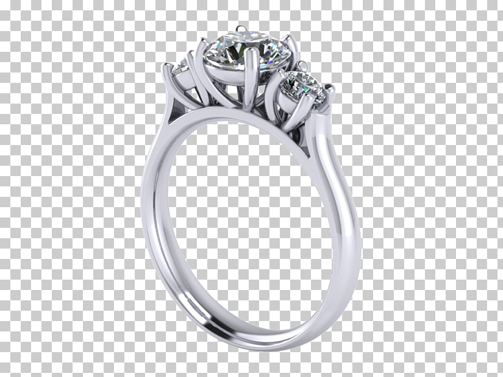 Ring Jewellery 3D computer graphics Silver 3D modeling.