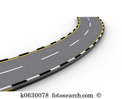 Straight road Clipart and Stock Illustrations. 1,587 straight road.