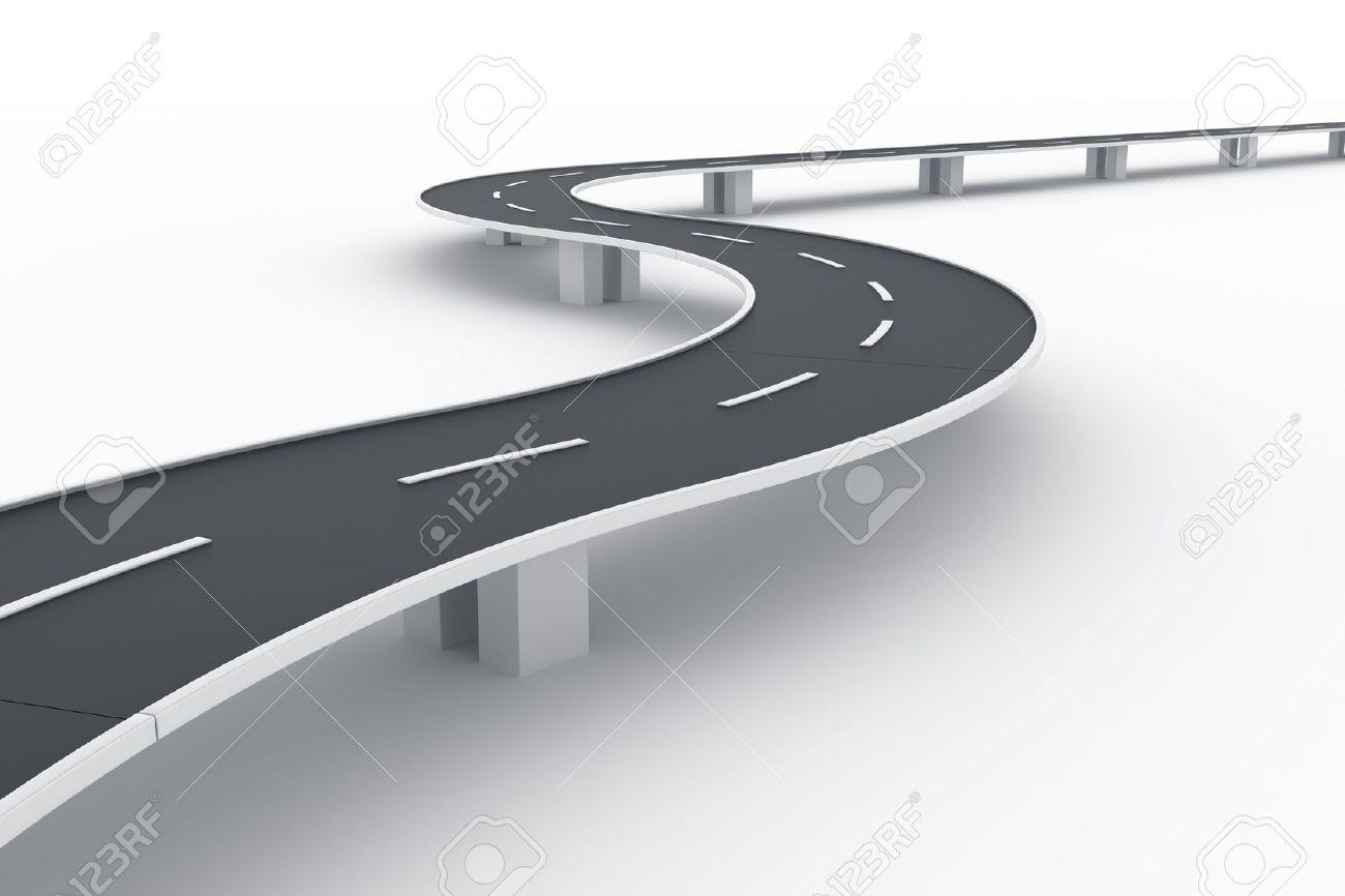 Curved Road Clipart (52+).