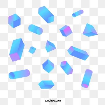 3d Shapes PNG Images.