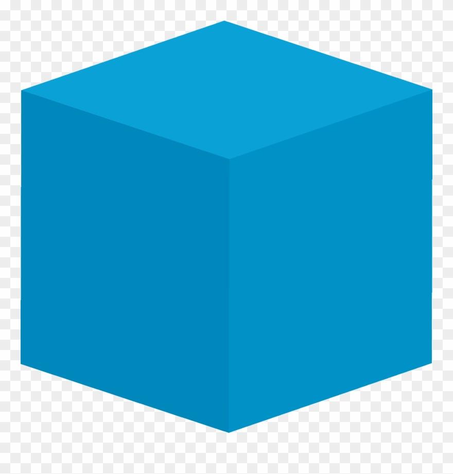 Square 3d Shape Png Clipart (#947400).