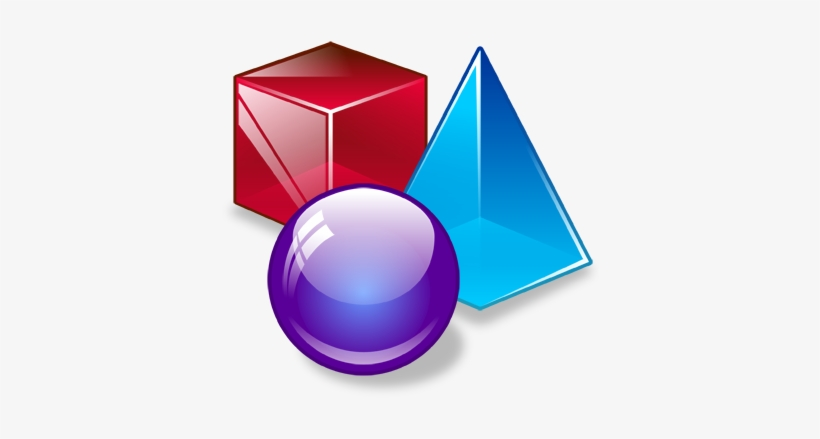 Shapes Icon.