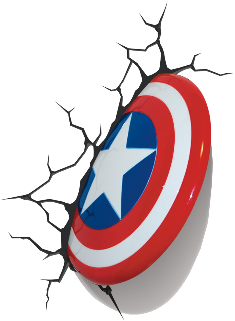 Avengers Led Wall Lights Pictures.