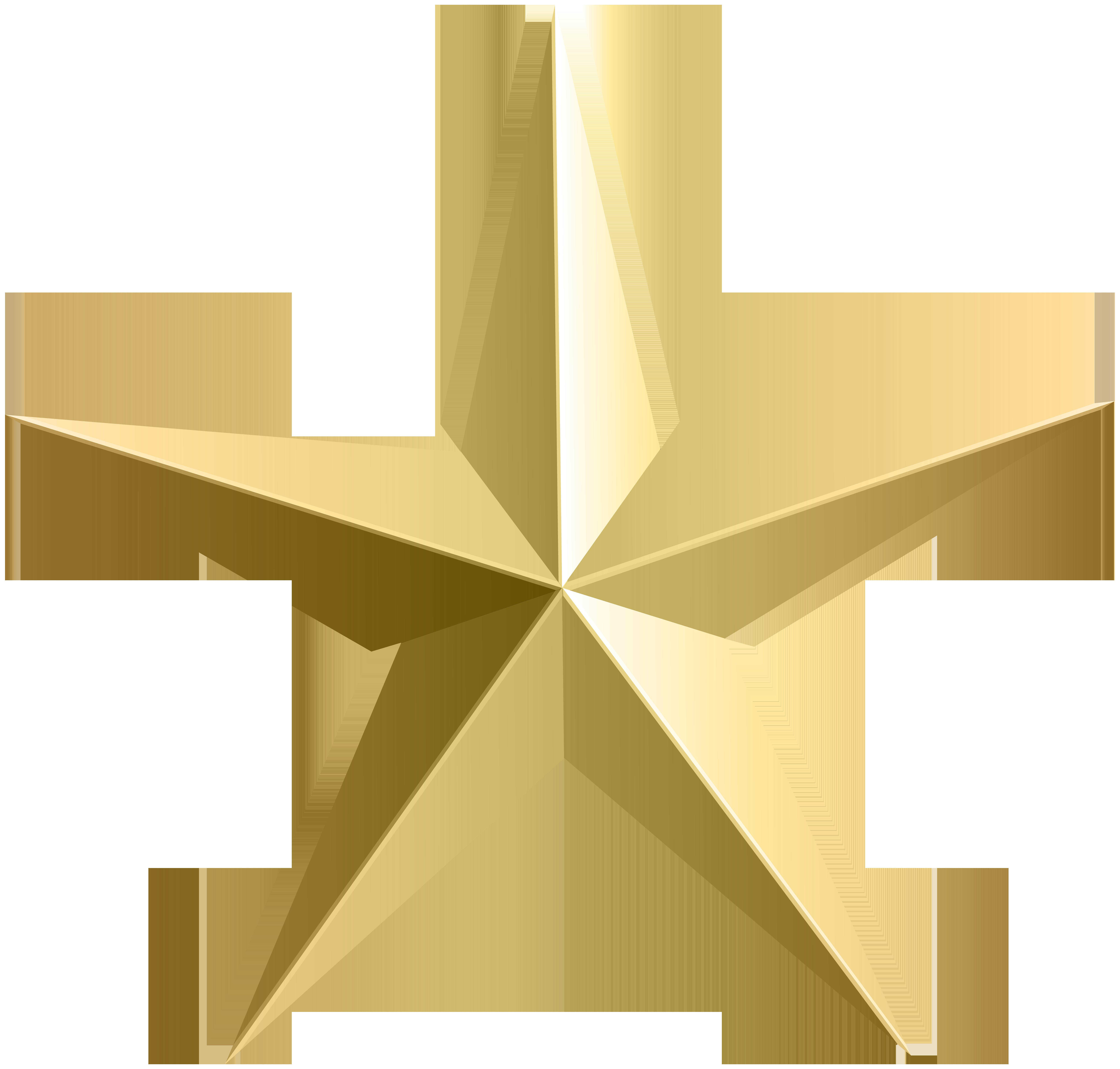 Silver Star Clip art.