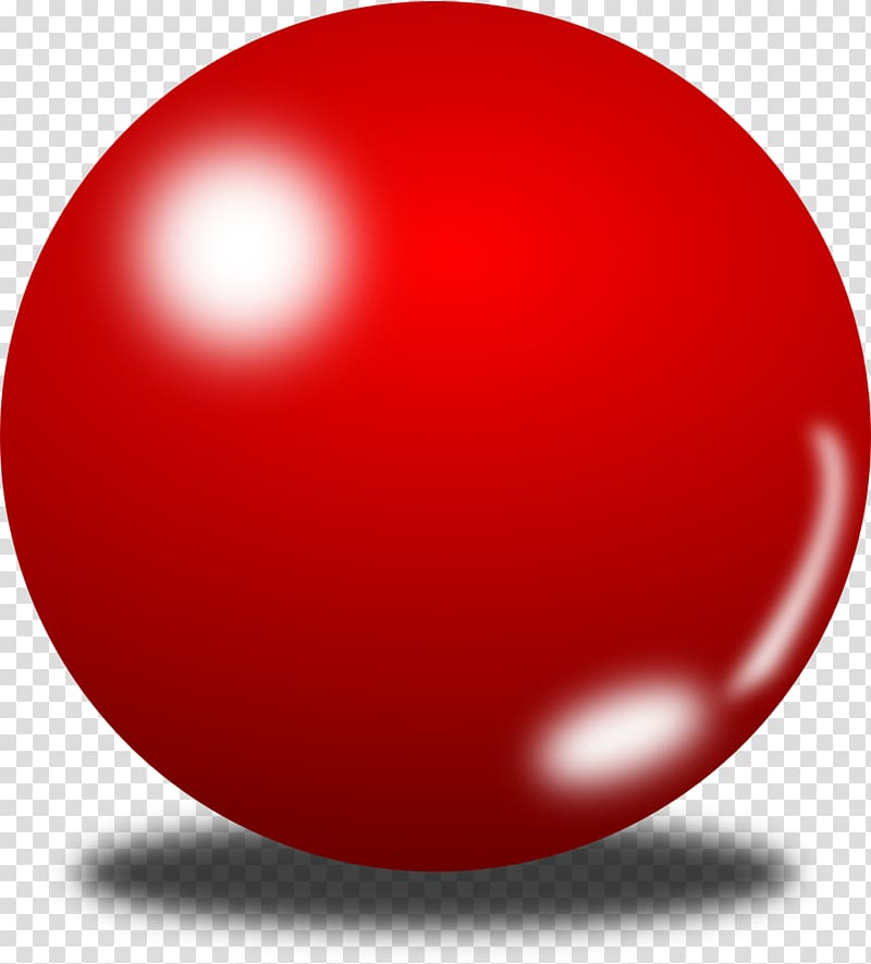 Round red ball toy, 3D Ball , balls transparent background.