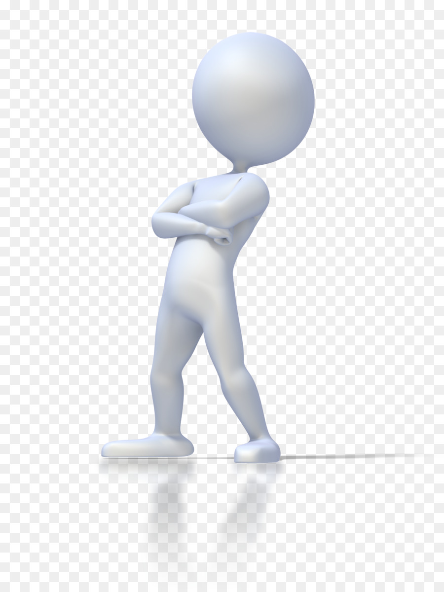 Stick Figure Standing png download.