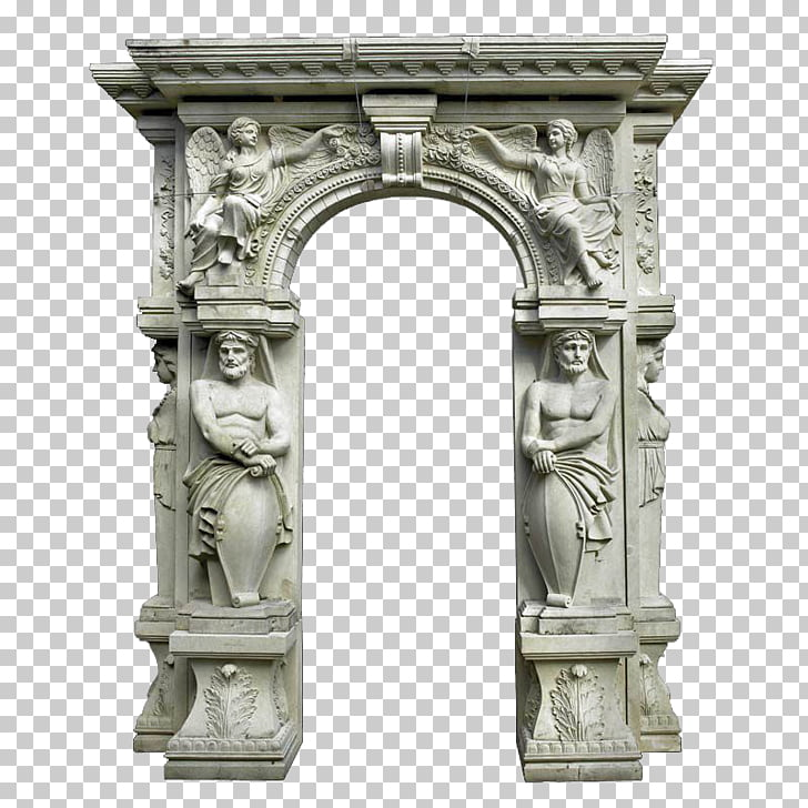 Stone sculpture Stone carving Arch, Europe and the United.