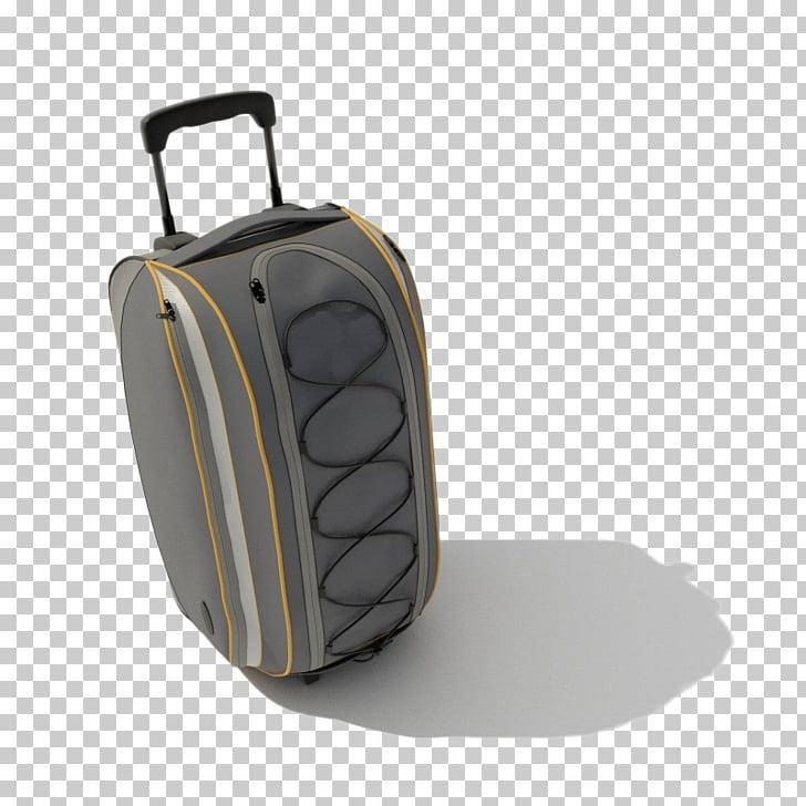 3D computer graphics 3D modeling Autodesk 3ds Max Suitcase.