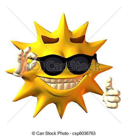 toon sun.