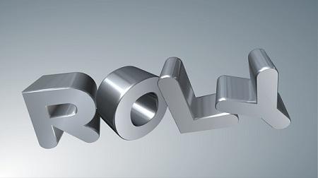 New 3D Text Effect Design by Aurora 3D Text & Logo Maker.