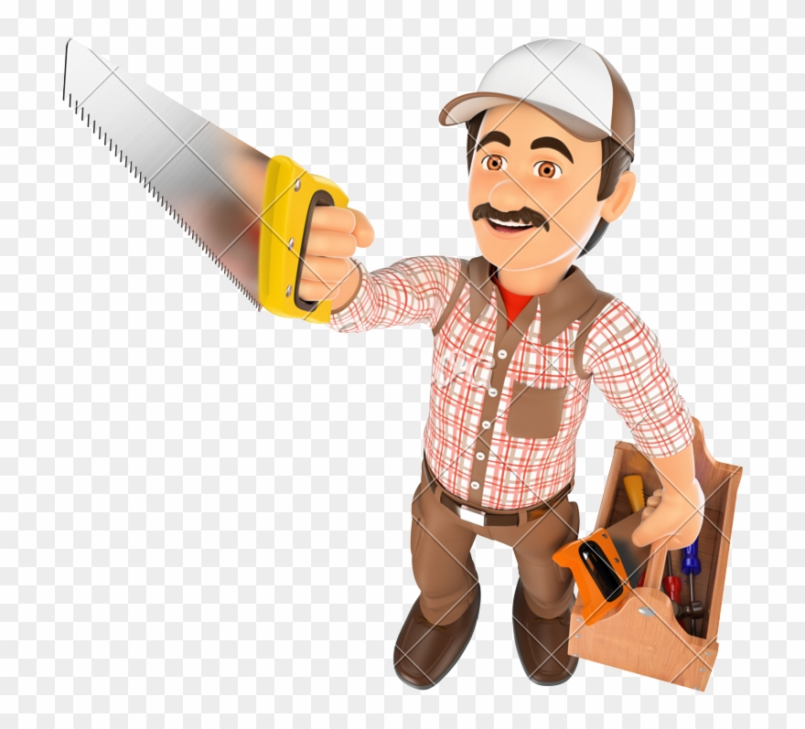 Picture Black And White Stock Carpenter Clipart Tool.