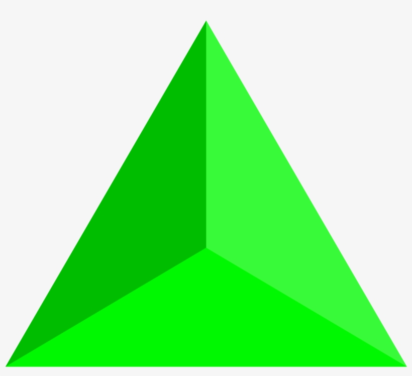 3d Triangle Png Clipart Library Library.