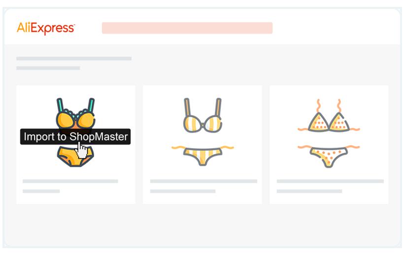 ShopMaster made 3dcart dropshipping easy.