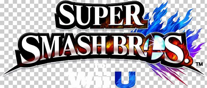 Super Smash Bros. For Nintendo 3DS And Wii U Logo Video.