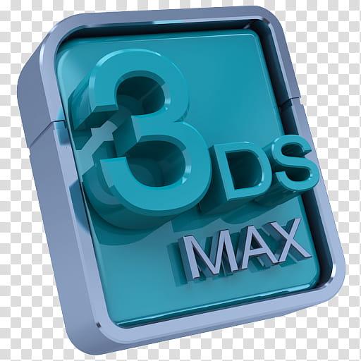 Autodesk Icon Set, dsMax.