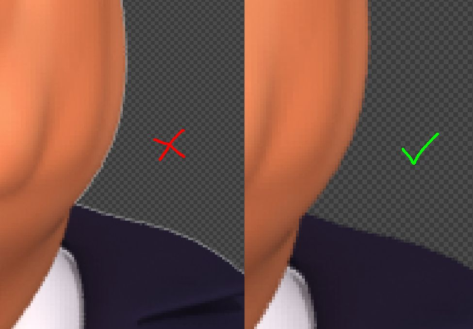 3ds Max PNG alpha transparency and anti.