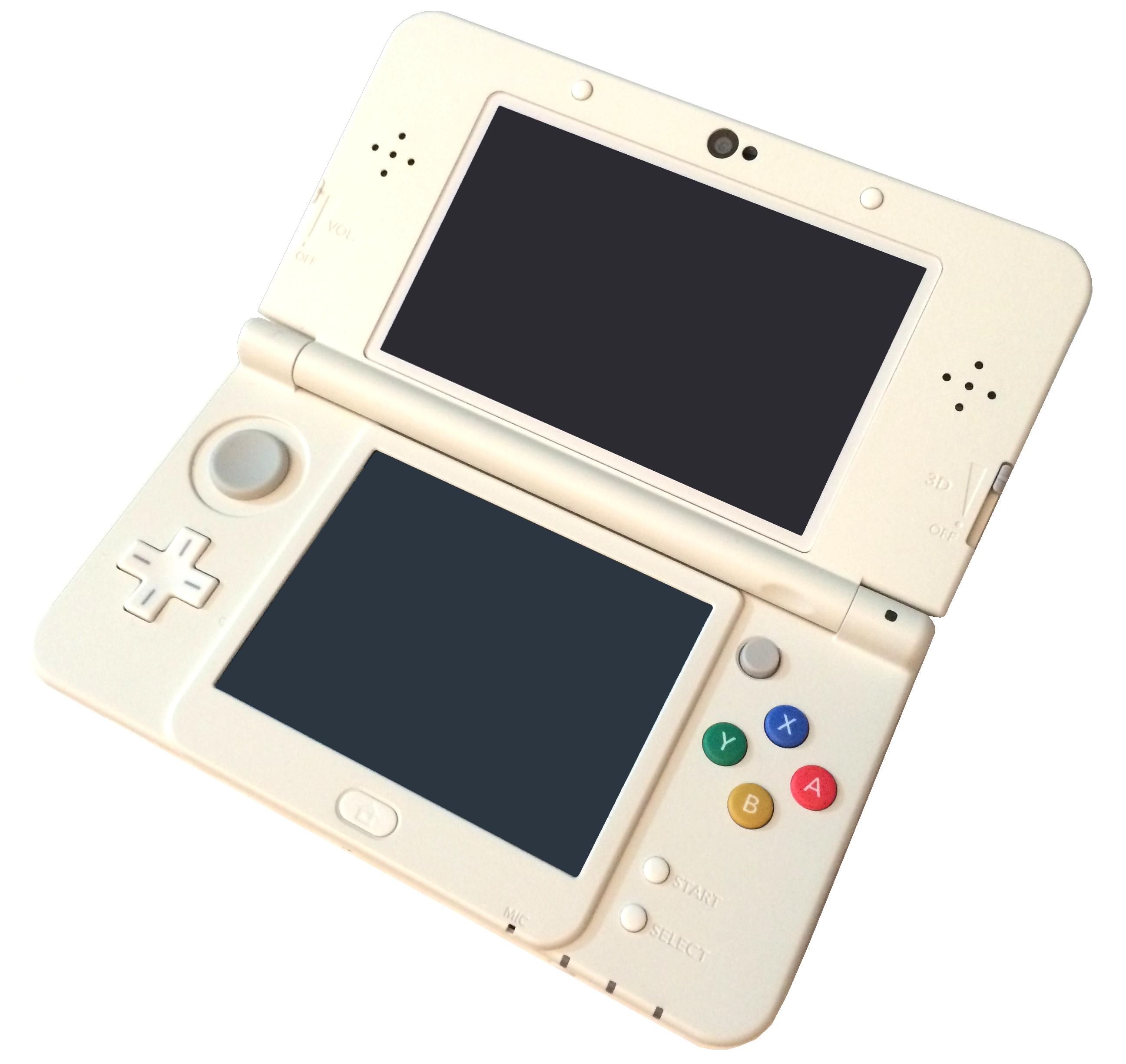 New Nintendo 3DS.