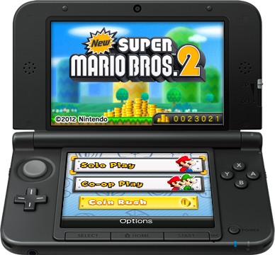 Nintendo 3ds PNG Images.