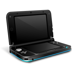 Nintendo 3DS Icon.