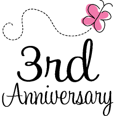 Happy 2nd Work Anniversary.