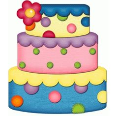 3rd birthday cake clipart 6 » Clipart Station.