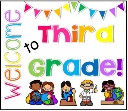 3rd Grade / Third Grade.