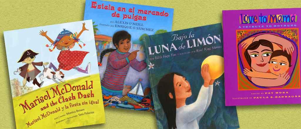 Spanish & Bilingual Books.