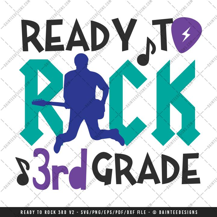 Ready to Rock 3rd Grade V2.