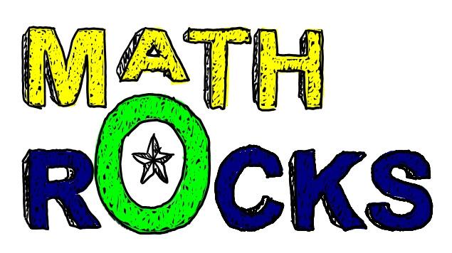 Math Rocks Clipart.