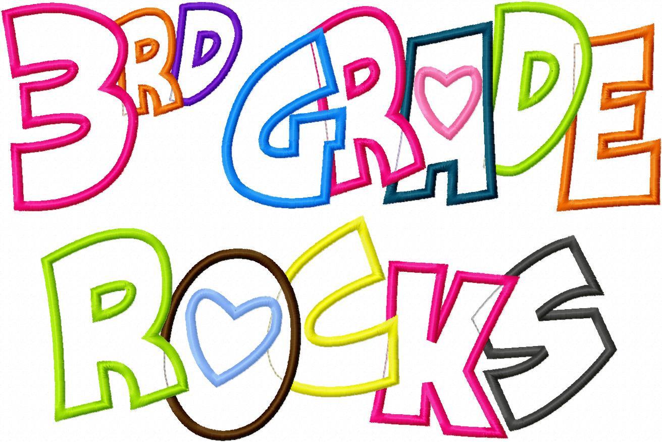 School Rocks Clipart.