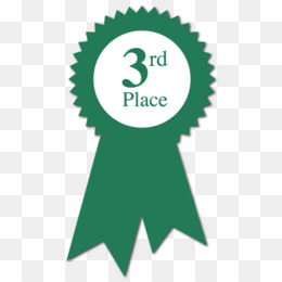 Third Place PNG and Third Place Transparent Clipart Free.