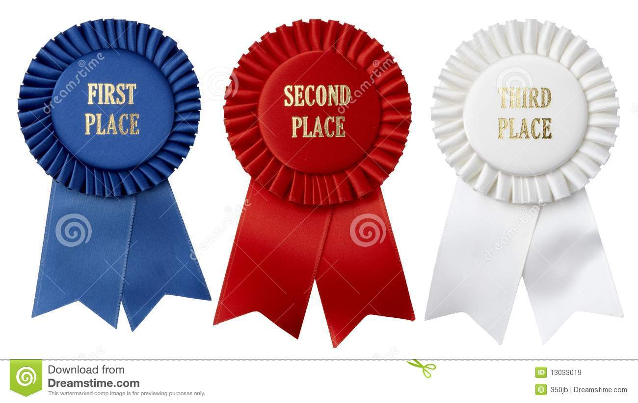 1st 2nd 3rd Place Ribbon Clipart, Free Download Clipart and Images.