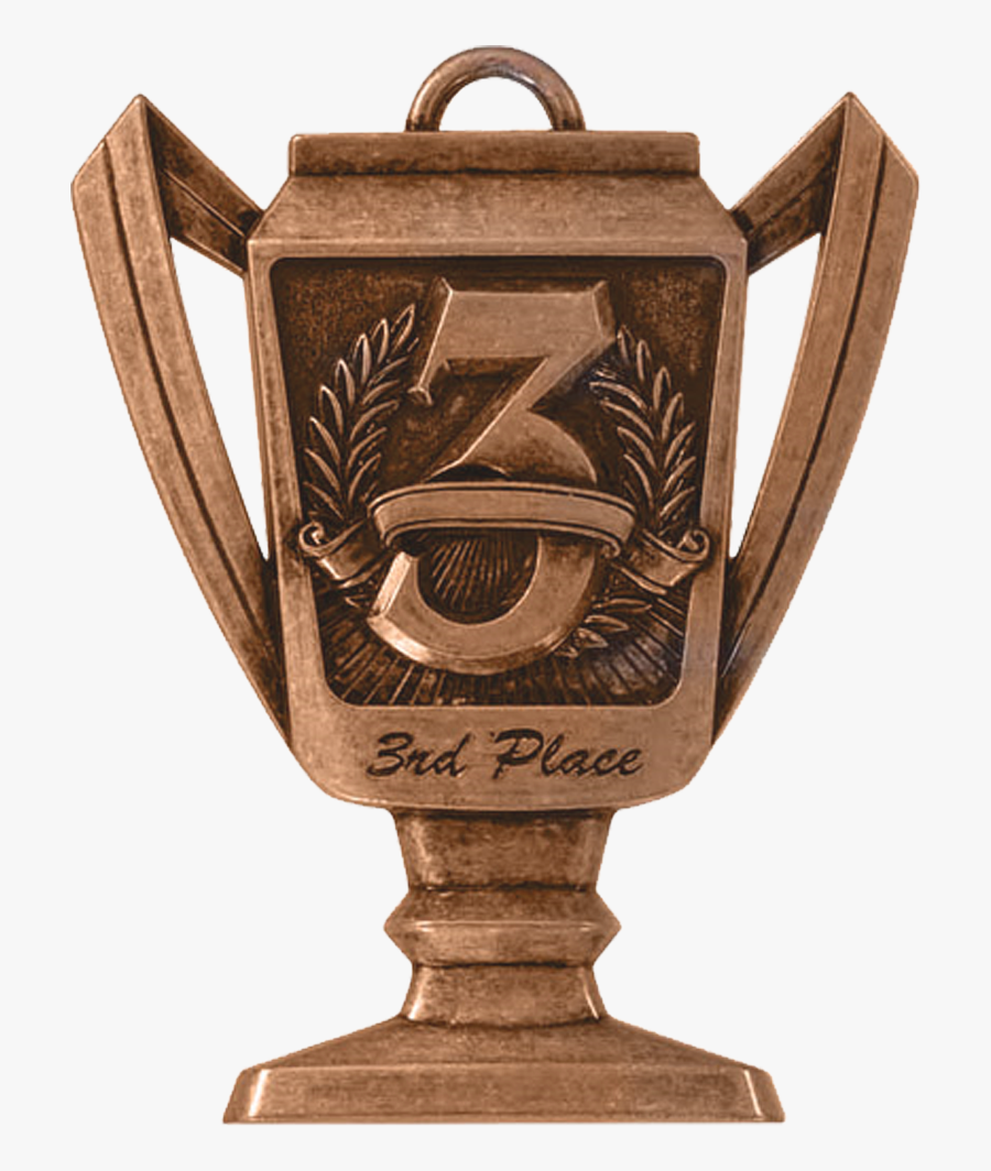 Transparent 1st Place Trophy Png.