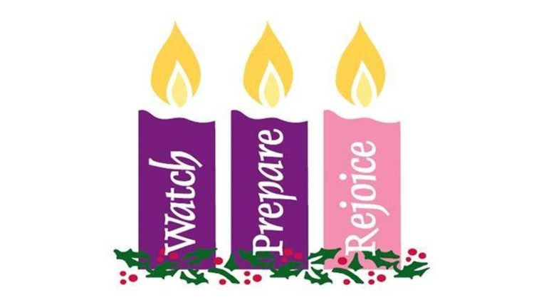 Gospel Reflections for 3rd Sunday of Advent.