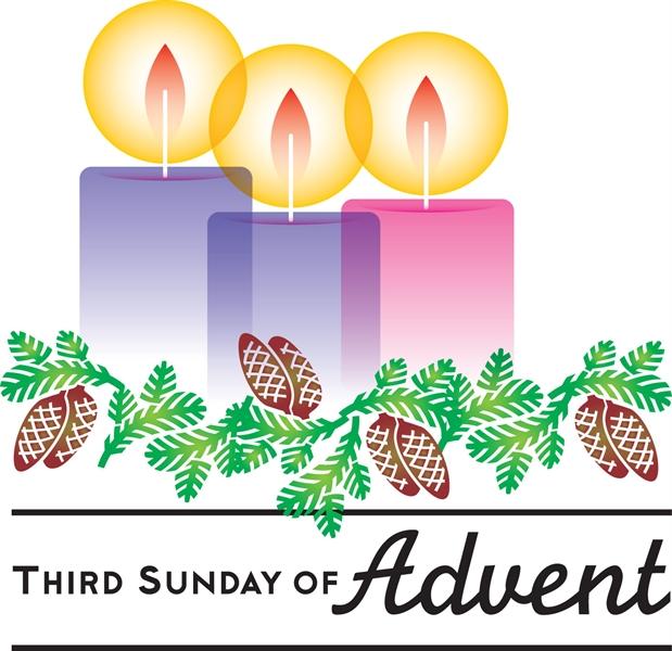 Third Sunday of Advent > St. Joseph Parish, Cold Spring, Kentucky.