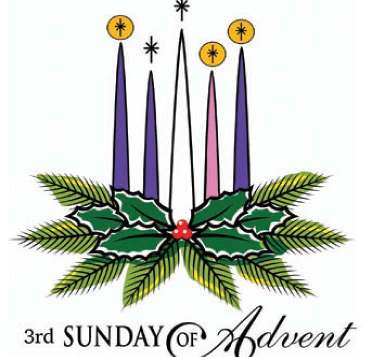 Third Sunday of Advent » Manila Bulletin News.