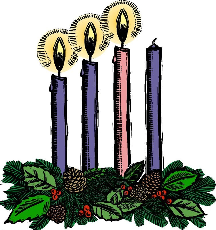 Third Sunday Of Advent Clipart.