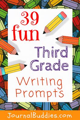 Fun 3rd Grade Writing Prompts.
