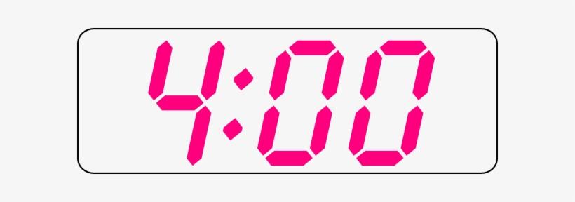 Clock Clipart 6 Pm.