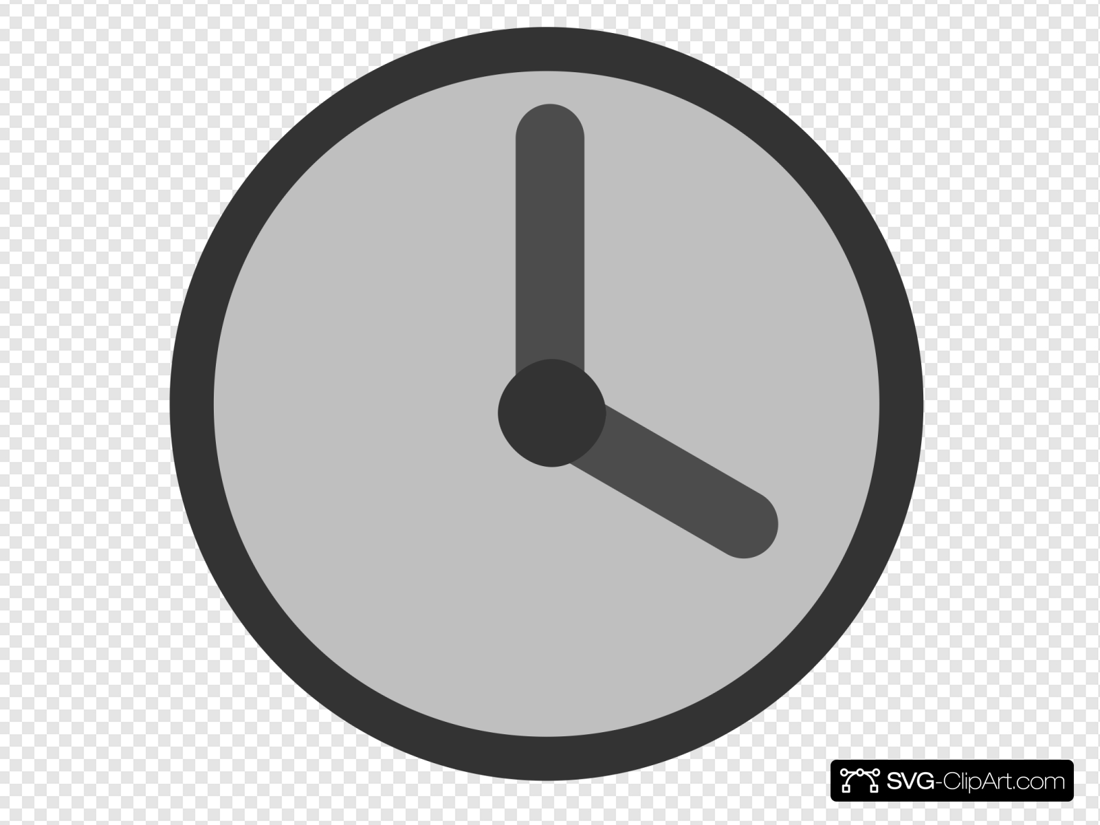 Clock 4:00 Clip art, Icon and SVG.