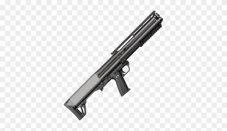 410 Tactical Shotgun Clipart (#3967030).