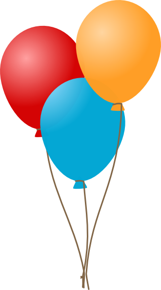 Balloon clip art 4 3.