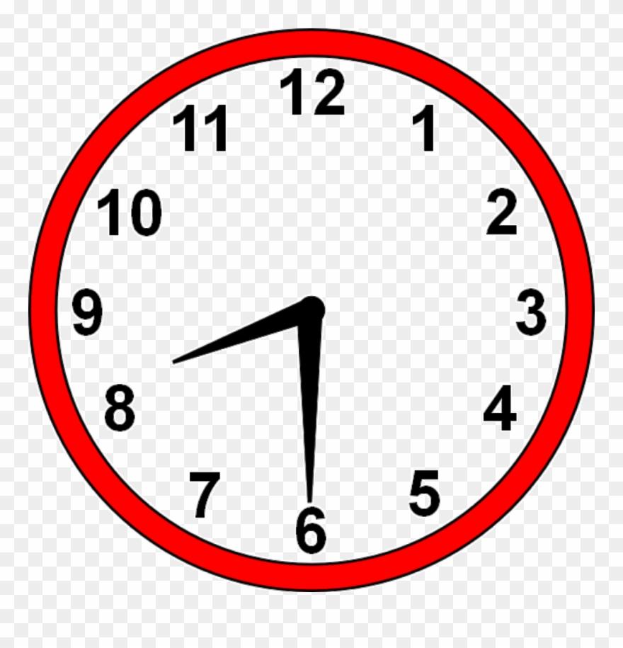 4 30 Pm Clock Clipart (#1241897).