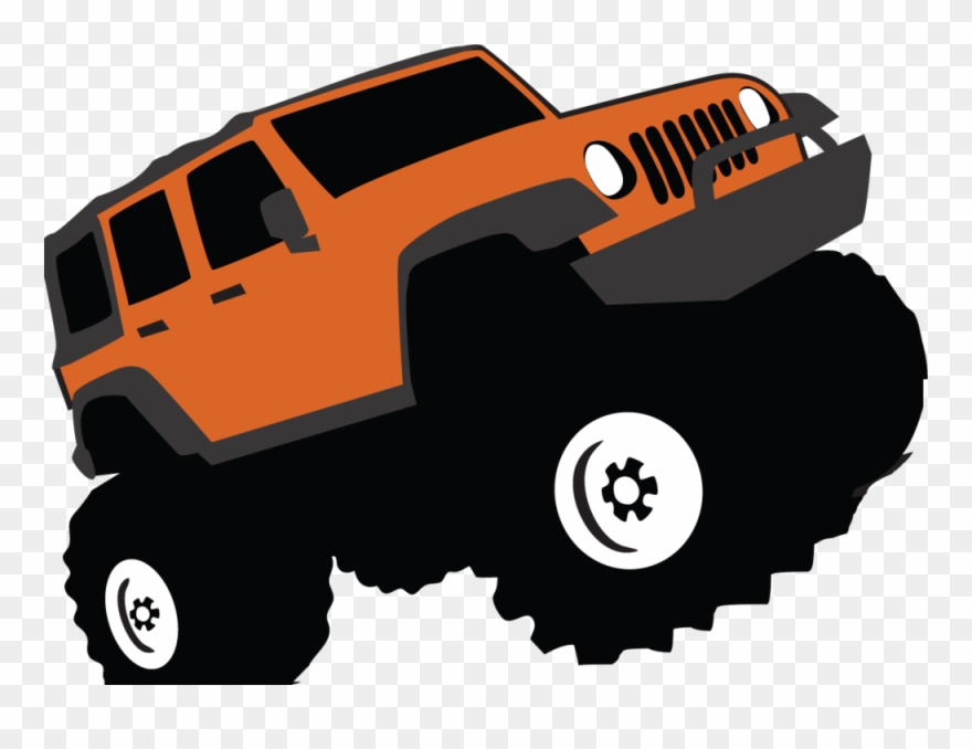 Library of 4 wheel drive clip art freeuse library png files.